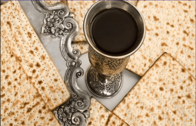 Passover Rabbi's Message